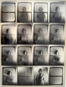 Screen Inhabited, 1976  Helena Almeida