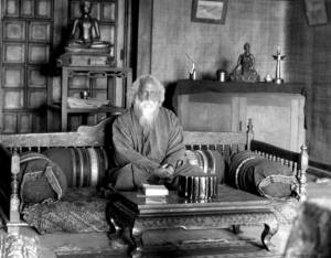 Rabindranath Tagore in 1925 Part 1