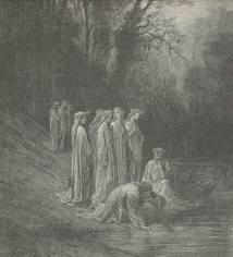 Dante Alighieri y La Divina Comedia
